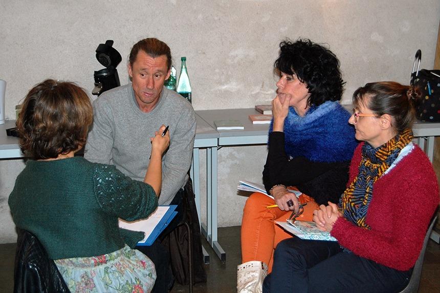 Participants atelier 2