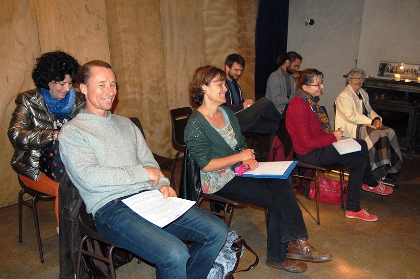 Participants atelier