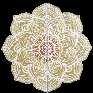 Fleur filigrane 10
