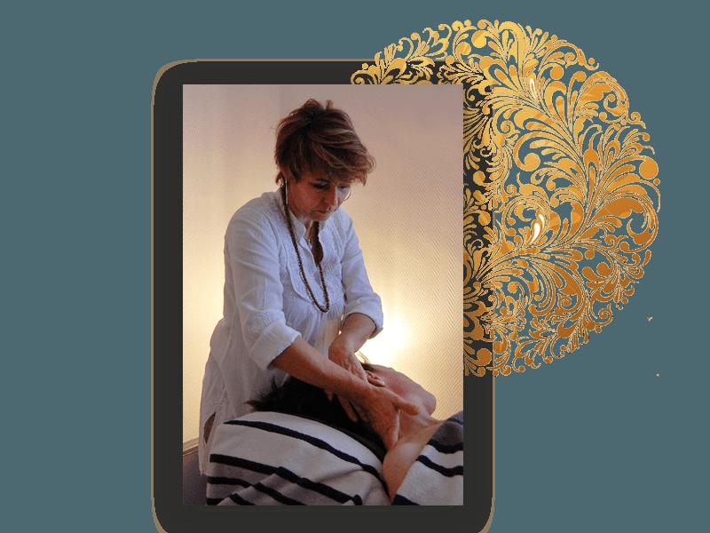 Massage energetique Muriel Gadin