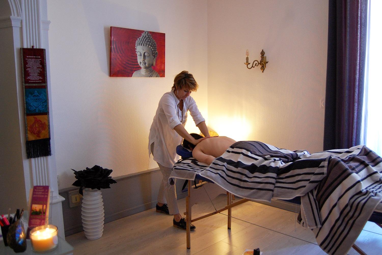 Muriel Gadin massage