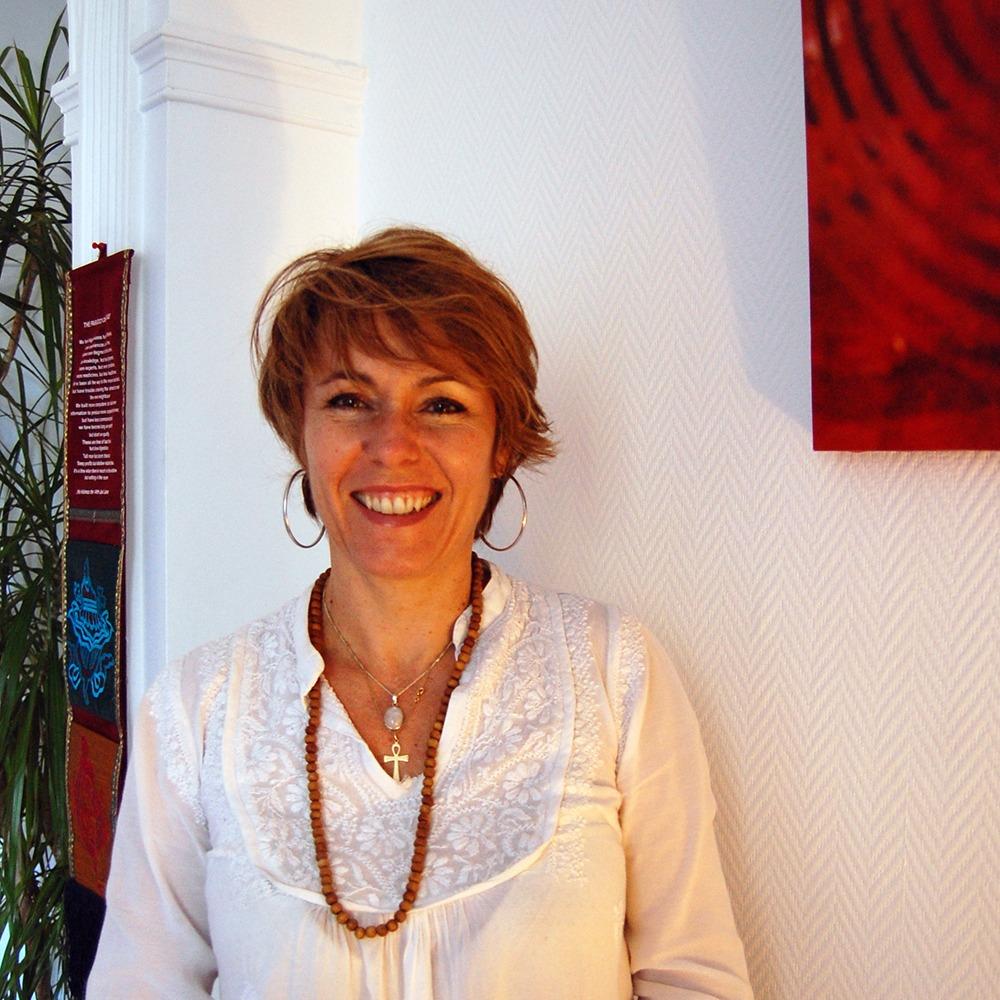 Portrait Muriel Gadin
