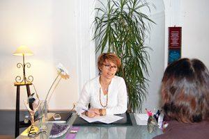 Consultation Muriel Gadin